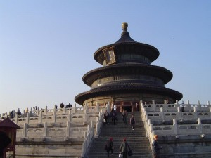 The Temple of Heaven, Hall of Prayer for Good Harvests